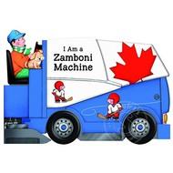 Scholastic I Am a Zamboni Machine