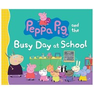 Candlewick Press Peppa Pig and the Busy Day at School