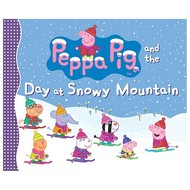 Candlewick Press Peppa Pig and the Day at Snowy Mountain
