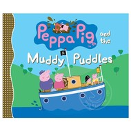 Candlewick Press Peppa Pig and the Muddy Puddles