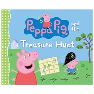 Candlewick Press Peppa Pig and the Treasure Hunt