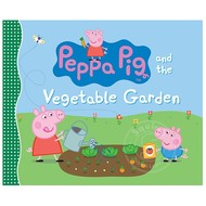 Candlewick Press Peppa Pig and the Vegetable Garden