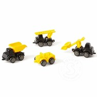 "Viking Toys Viking Toys Construction Vehicles 4"" Assortment"