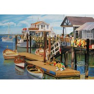 Cobble Hill Puzzles Cobble Hill Summer Pier Puzzle 2000pcs