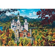 Cobble Hill Puzzles Cobble Hill Neuschwanstein Castle Puzzle 2000pcs
