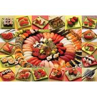 Cobble Hill Puzzles Cobble Hill Plenty of Sushi Puzzle 2000pcs