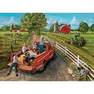 Cobble Hill Puzzles Cobble Hill McGavin's Farm Puzzle 1000pcs