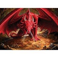 Cobble Hill Puzzles Cobble Hill Dragon's Lair Puzzle 1000pcs