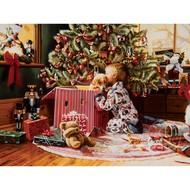 Cobble Hill Puzzles Cobble Hill Christmas Morning Puzzle 500pcs