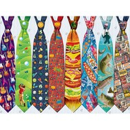 Cobble Hill Puzzles Cobble Hill Father's Day Ties Puzzle 500pcs