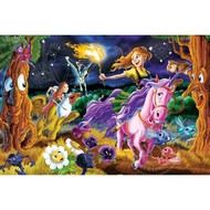 Cobble Hill Puzzles Cobble Hill Mystical World Floor Puzzle 36pcs