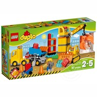 LEGO® LEGO® DUPLO® Big Construction Site