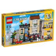 LEGO® LEGO® Creator Park Street Townhouse RETIRED