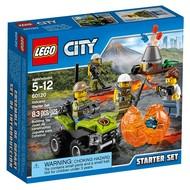 LEGO® LEGO® City Volcano Starter Set RETIRED