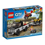 LEGO® LEGO® City ATV Race Team