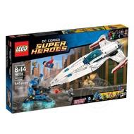 LEGO® LEGO® Super Heroes Darkseid Invasion RETIRED