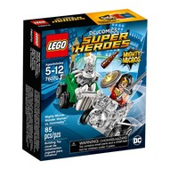 LEGO® LEGO® Super Heroes Mighty Micros  Wonder Woman vs Doomsday RETIRED