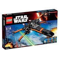 LEGO® LEGO® Star Wars Poe's X-Wing Fighter