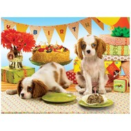 Cobble Hill Puzzles Cobble Hill Every Dog Has Its Day Easy Handling Puzzle 275pcs_