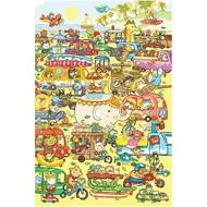 Cobble Hill Puzzles Cobble Hill Traffic Jam Puzzle 60pcs