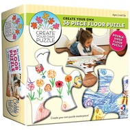 Cobble Hill Puzzles Cobble Hill Create Your Own Floor Puzzle 36pcs