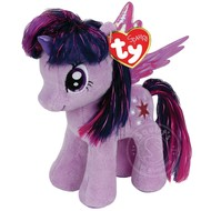 TY TY Beanie Babies My Little Pony Twilight Sparkle - Reg