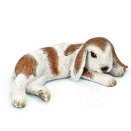 Schleich Schleich Dwarf Lop, lying RETIRED