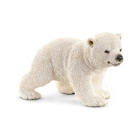 Schleich Schleich Polar Bear Cub, walking