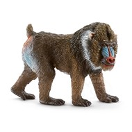 Schleich Schleich Mandrill, male RETIRED