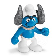 Schleich Schleich Aries Smurf RETIRED