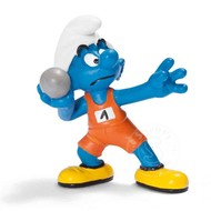 Schleich Schleich Shot Put Smurf RETIRED