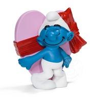 Schleich Schleich Valentine's Day Smurf RETIRED