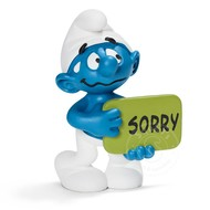 Schleich Schleich Sorry Smurf RETIRED