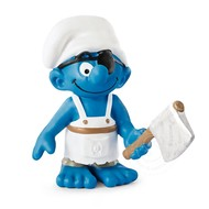 Schleich Schleich Ship's Cook Smurf RETIRED