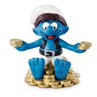 Schleich Schleich Treasure Hunter Smurf RETIRED