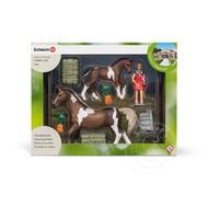 Schleich Schleich Horse Feeding Playset RETIRED