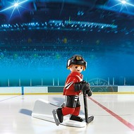 Playmobil Playmobil NHL Blackhawks Player