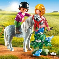 Playmobil Playmobil Pony Walk