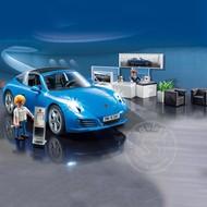 Playmobil Playmobil Porsche 911 Targa 4S