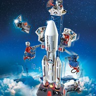 Playmobil Playmobil Space Rocket with Launch Site RETIRED