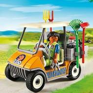 Playmobil Playmobil Zookeeper's Cart RETIRED
