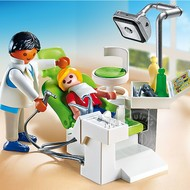Playmobil Playmobil Dentist with Patient