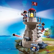 Playmobil Playmobil Soldiers' Lookout with Beacon RETIRED