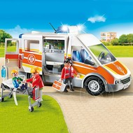 Playmobil Playmobil Ambulance with Lights and Sounds