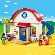 Playmobil Playmobil 123 Suburban Home RETIRED