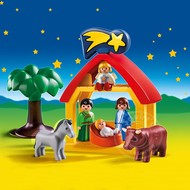 Playmobil Playmobil 123 Christmas Manger RETIRED