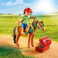 Playmobil Playmobil Groomer with Bloom Pony RETIRED