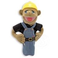 Melissa & Doug Melissa & Doug Construction Worker Puppet