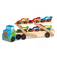 Melissa & Doug Melissa & Doug Jumbo Race Car Carrier