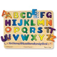 Melissa & Doug Melissa & Doug Alphabet Sound Puzzle